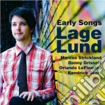 Lage Lund Quintet - Early Songs cd musicale di Lage lund quintet
