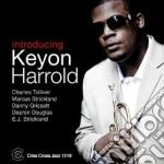 Keyon Harrold - Introducing cd musicale di HARROLD KEYON