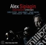 Alex Sipiagin - Destinations Unknown cd musicale di Alex Sipiagin