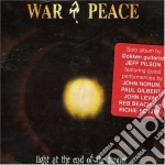 Jeff Pilson's War & Peace - Light At The End Of The Tunnel cd musicale di WAR AND PEACE