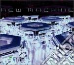 New Machine - New Machine cd musicale di Machine New
