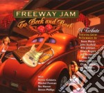 JEFF BECK TRIBUTE - TO BECK AND BACK cd musicale di Jeff beck tribute