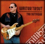 Walter Trout - The Outsider cd musicale di Walter Trout