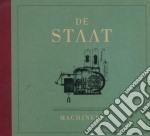 De Staat - Machinery cd musicale di Staat De