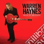 (LP VINILE) Man in motion-lp lp vinile di Warren Hayes
