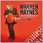 Warren Hayes - Man In Motion cd musicale di Warren Haynes