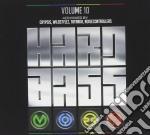 Hard Bass #10 cd musicale di Hard bass volume 10
