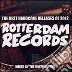 Rotterdam Records: The Best Of Hardcore Releases 12 cd musicale di Artisti Vari