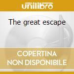 The great escape cd musicale di Zinatra