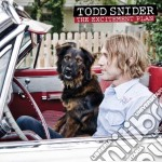 Todd Snider - The Ecitement Plan cd musicale di SNIDER TODD