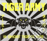 Tiger Army - III: Ghost Tigers Rise cd musicale di TIGER ARMY