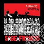 Sage Francis - A Healthy Distrust cd musicale di SAGE FRANCIS
