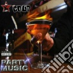 PARTY MUSIC cd musicale di COUP