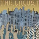 Locust - New Erections cd musicale di THE LOCUST