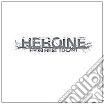 From First To Last - Heroine cd musicale di FROM FIRST TO LAST