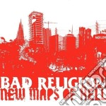 NEW MAPS OF HELL (CD+DVD) cd musicale di BAD RELIGION