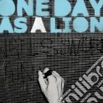(LP VINILE) A DAY AS A LION lp vinile di A DAY AS A LION