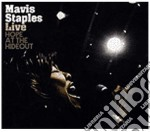 Mavis Staples - Live Hope At The Hideout cd musicale di MAVIS STAPLES