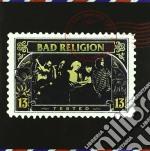 Bad Religion - Tested cd musicale di BAD RELIGION