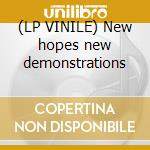 (LP VINILE) New hopes new demonstrations lp vinile di The ghost of a thous