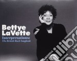 (LP VINILE) INTERPRETATIONS:BRITISH ROCK              lp vinile di LAVETTE BETTYE