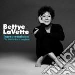 Bettye LaVette - Interpretations:british Rock cd musicale di LAVETTE BETTY