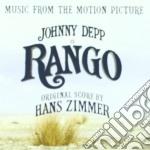 Hans Zimmer - Rango cd musicale di Artisti Vari