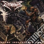 Dismember - Where Ironcrosses Grow cd musicale di Dismember