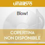 BLOW! cd musicale di JAZZINVADERS