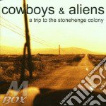 A TRIP TO THE STONEHENGE COLONY cd musicale di COWBOYS & ALIENS
