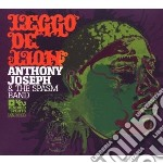 Anthony Joseph - Leggo De Lion cd musicale di JOSEPH ANTHONY