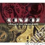 WORK IN PROGRESS (CD+DVD) cd musicale di KANSAS
