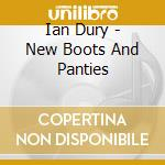 New boots & panties cd musicale di Ian Dury