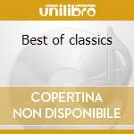 Best of classics cd musicale