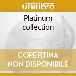 Platinum collection cd musicale di Genesis