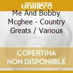 Country ballads cd musicale di Artisti Vari