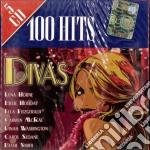 100 hits divas cd musicale
