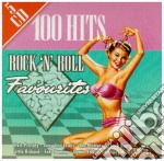 100 hits rock'n'roll favourites cd musicale