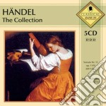 The collection cd musicale di Handel
