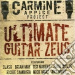 Carmine Appice Project - Ultimate Guitar Zeus cd musicale di CARMINE APPICE PROJECT