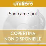 Sun came out cd musicale di Dearhunter