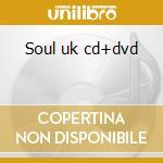 Soul uk cd+dvd cd musicale di Knight Beverly