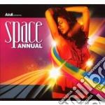 SPACE ANNUAL 2008 - MIXED cd musicale di ARTISTI VARI