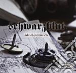 Schwarzblut - Maschinenwesen cd musicale di Schwarzblut