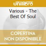 Various - The Best Of Soul cd musicale