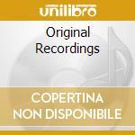 ORIGINAL RECORDINGS cd musicale di FRANKLIN ARETHA