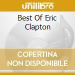BEST OF ERIC CLAPTON cd musicale di CLAPTON ERIC
