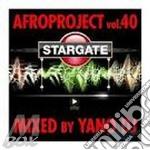Afroproject vol.40 cd musicale di Dj Yano