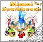 Miami Soutbeach Vol. 1 cd musicale di Artisti Vari
