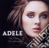 Adele - The Story - The Interviews cd